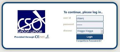 CEnet Login